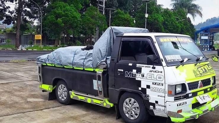 Modifikasi Mobil Pick Up Bisa Buat Kontes Ataupun Jualan ...